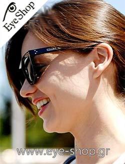ΗMiranda Kerr με γυαλιά ηλίου Celine #eyeshopgrcelebrities