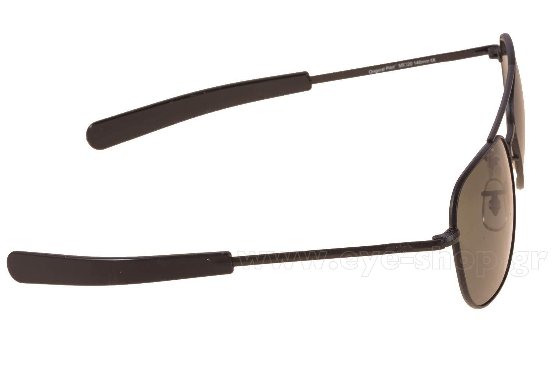 American OpticalμοντέλοORIGINAL PILOTστοχρώμαBlack