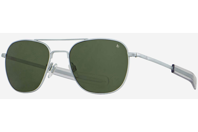 ΓυαλιάAmerican OpticalORIGINAL PILOTMatteChrome Green