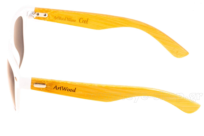 Artwood MilanoμοντέλοCOOLστοχρώμαWhite Cat3