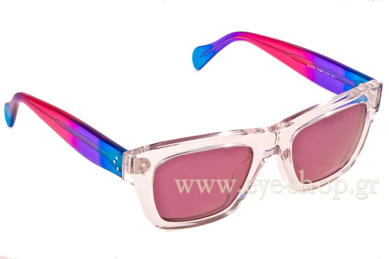 ΓυαλιάCelineCL 41732S97UBN Crystal Turquoise Rainbow