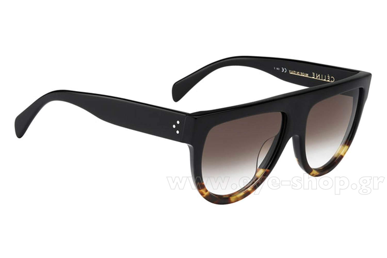 ΓυαλιάCelineCL 41026SFU5  (5I) BKTORTHV (BROWN SF)