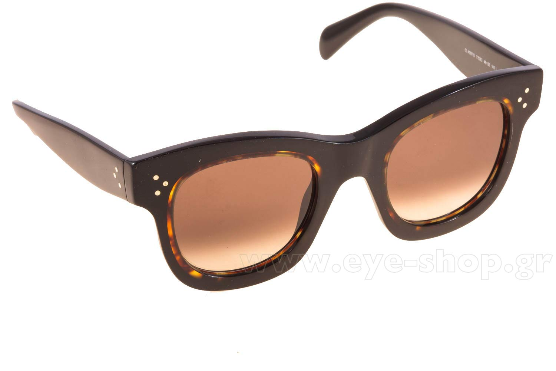 ΓυαλιάCelineCL 41397ST7DZ3 BLCK HVNA (BROWN DEGRADE')