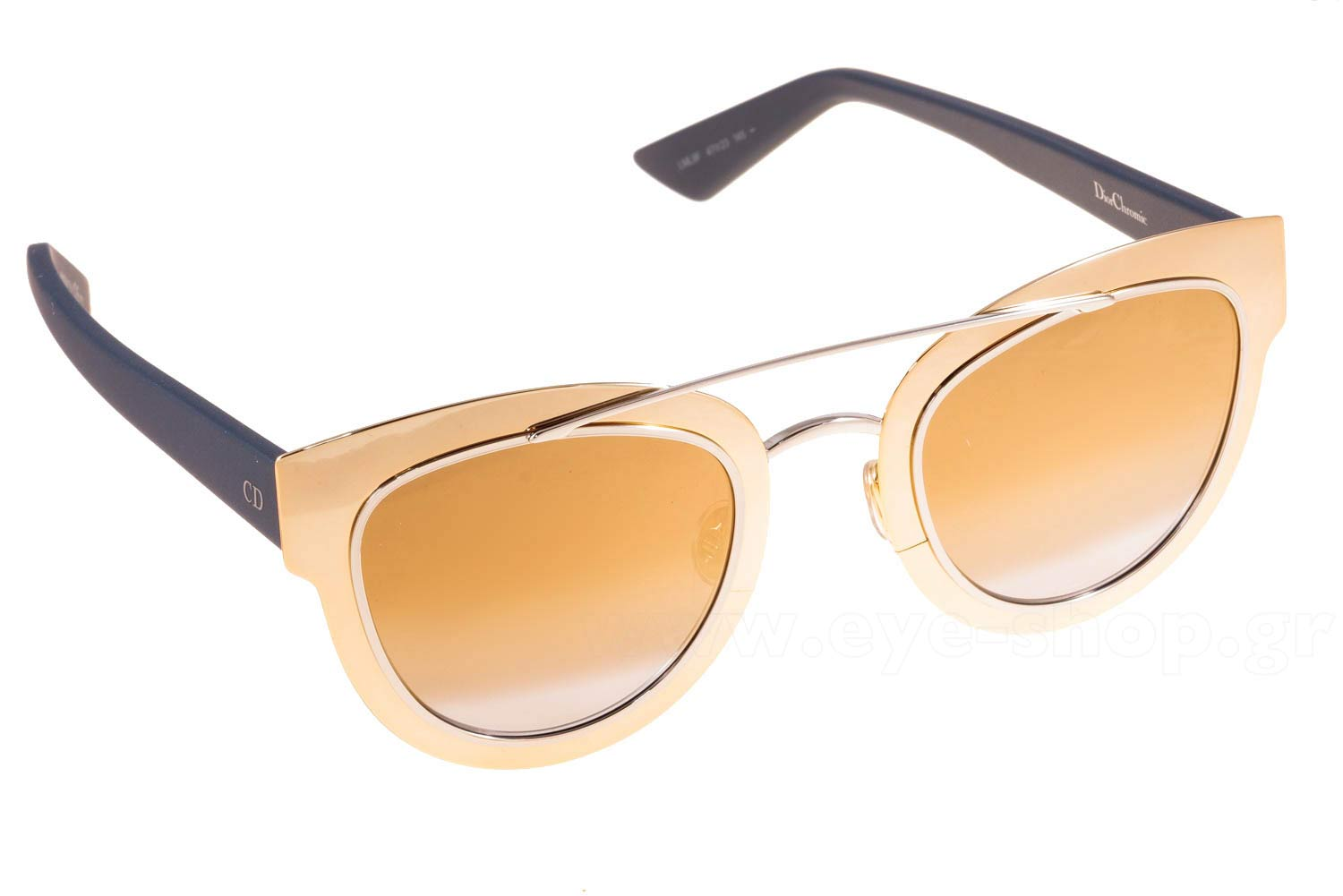Γυαλιά Christian Dior DiorChromic LML9F GOLD PLD BLUE