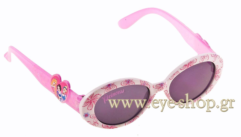 021168ca63 ΓΥΑΛΙΑ ΗΛΙΟΥ Disney Princess 98717 PINK - Πριγκήπισες