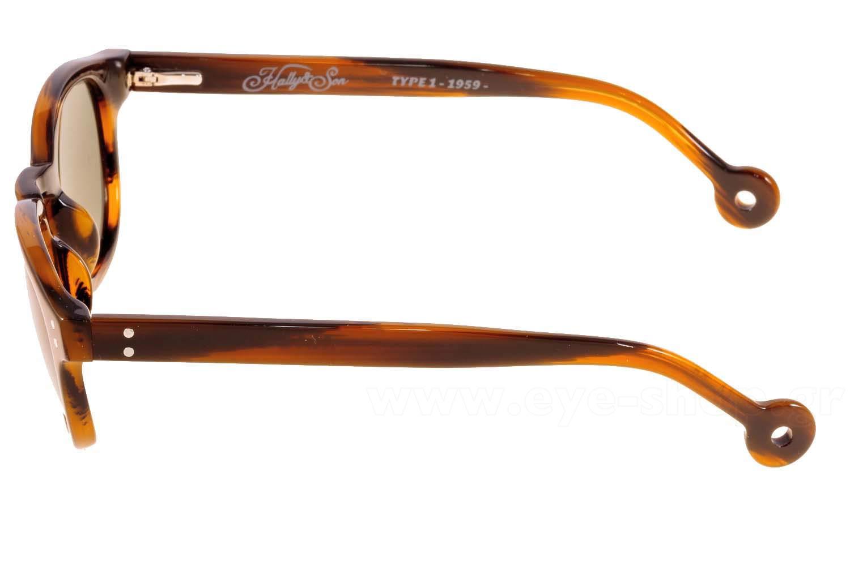 Hally and SonμοντέλοHS500στοχρώμαS43 Brown Stbrown Magnum