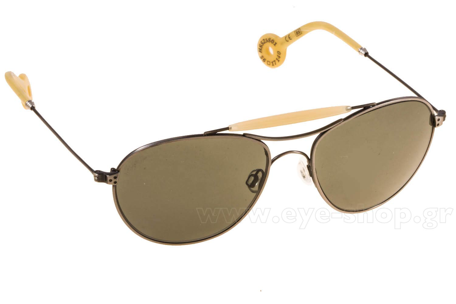 Γυαλιά Hally and Son HS525 01 Brown Olive Magnum