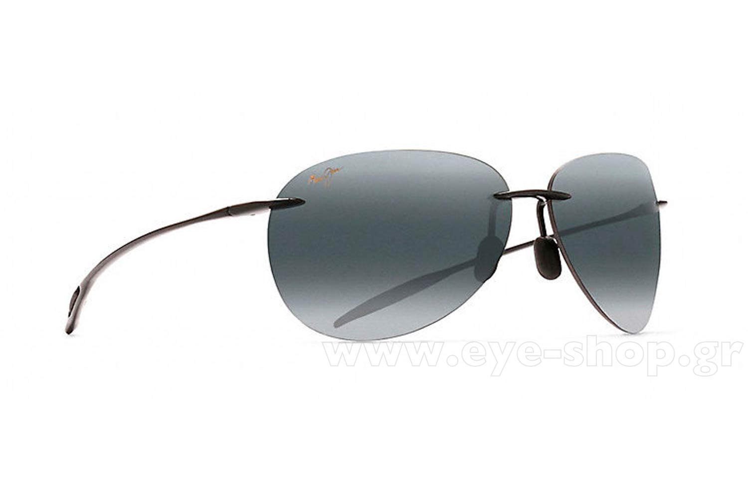 Γυαλιά Maui Jim SUGAR BEACH 421-02 - Gray double gradient mirror Polarized Plus2