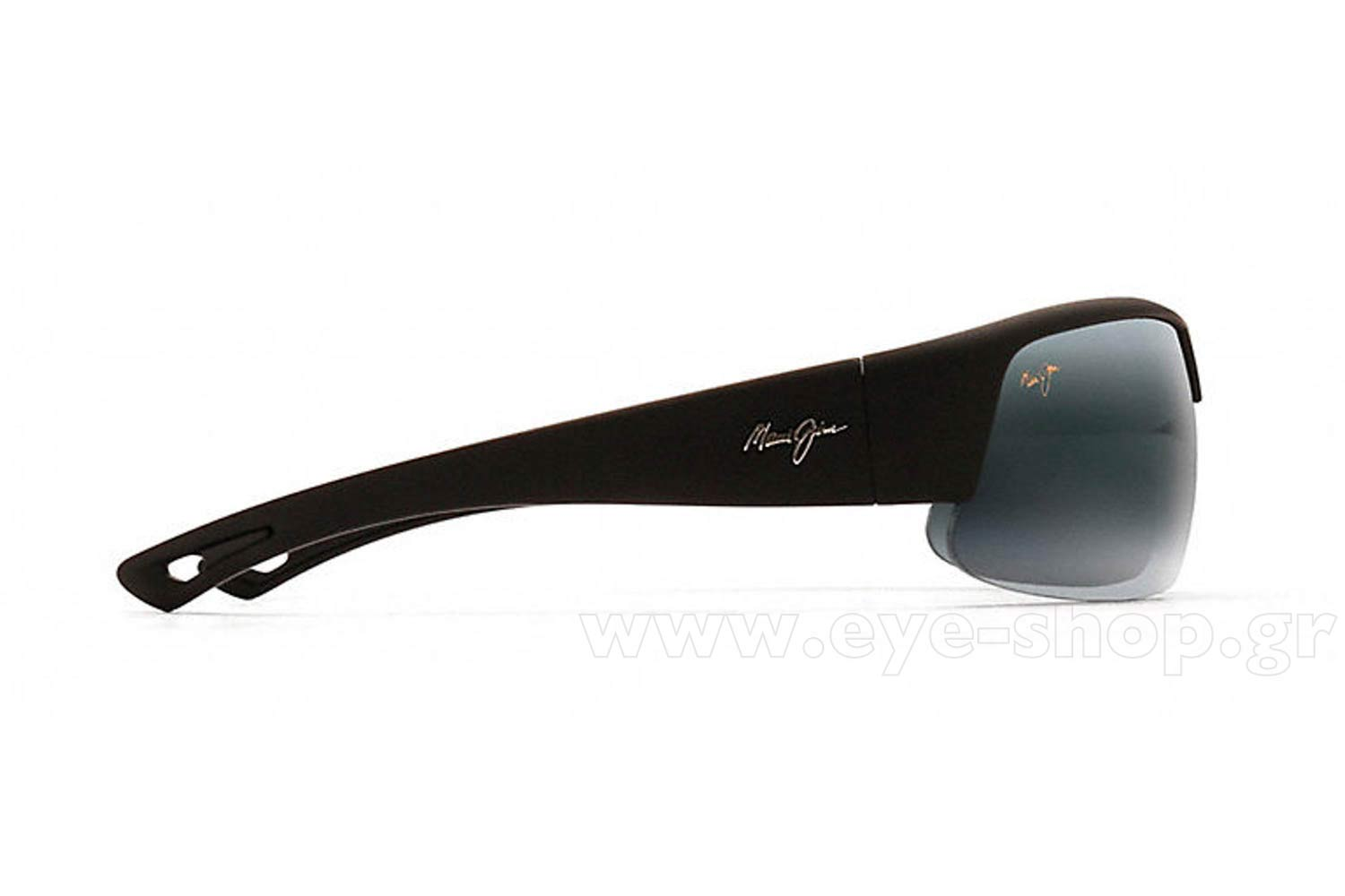 Maui Jim μοντέλο SWITCHBACKS στο χρώμα 523-02MR - Interchangable Gray double gradient mirror Polarized Plus2