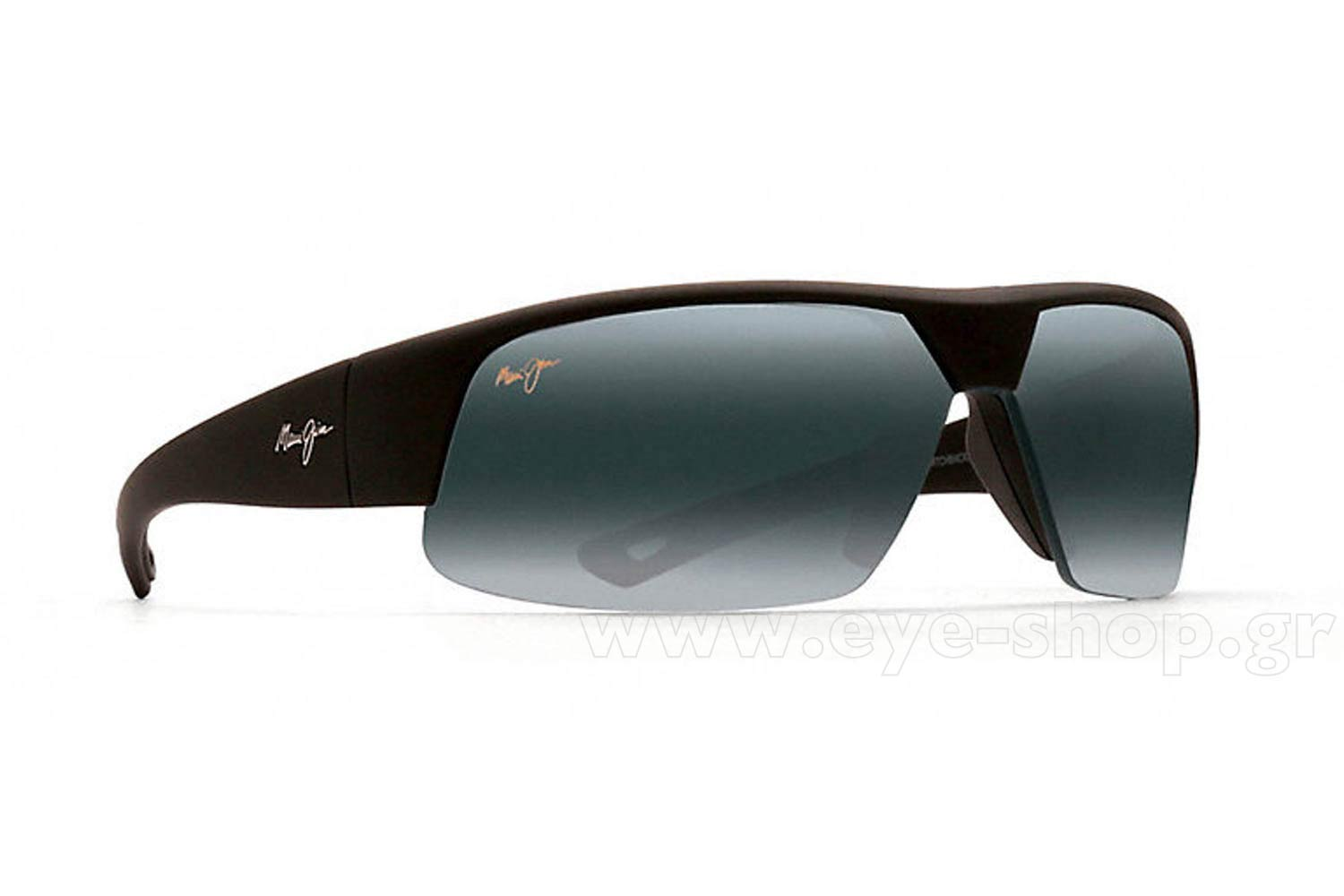 Γυαλιά Maui Jim SWITCHBACKS 523-02MR - Interchangable Gray double gradient mirror Polarized Plus2