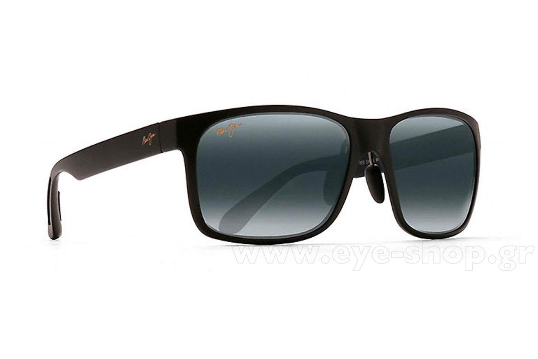 ΓυαλιάMaui JimRED SANDS432-2M Black - Grey