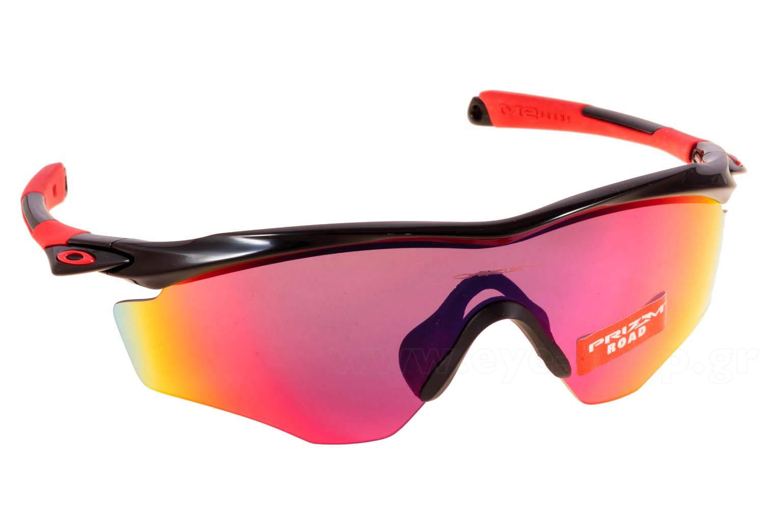 Γυαλιά Oakley M2Frame XL 9343 08 Polished Black Prizm road