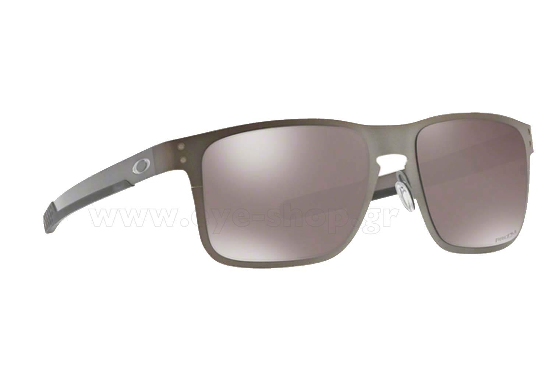 ΓυαλιάOakleyHolbrook Metal 412306 Matte Gunmetal Prizm black polarized