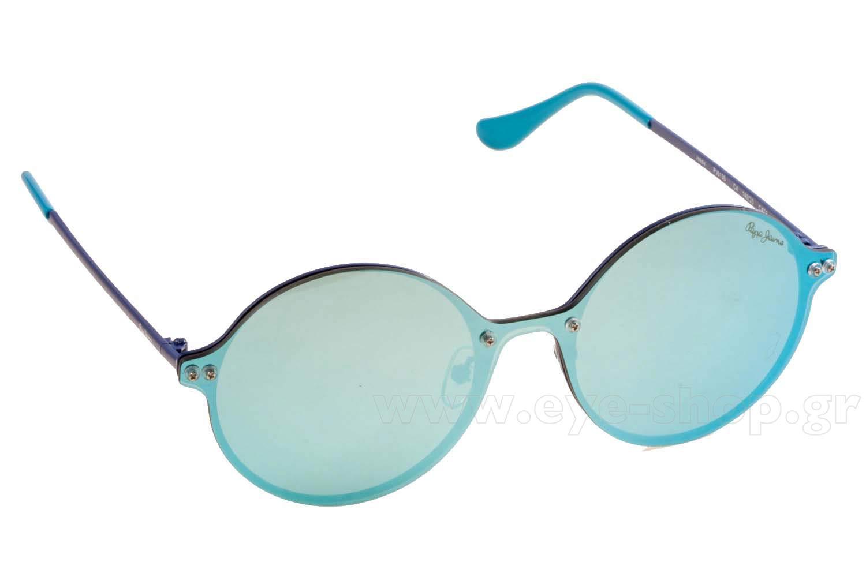 ΓυαλιάPepe JeansJessy 5135C4 Blue Green