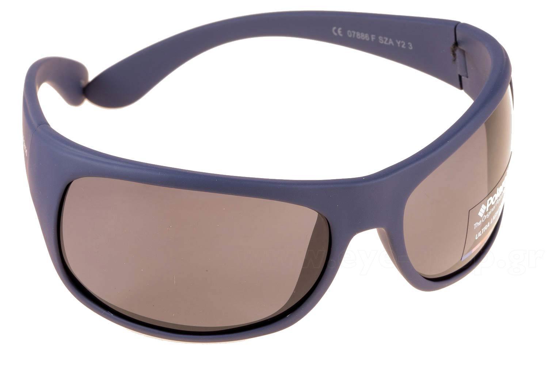 ΓυαλιάPolaroid7886DSZA  (Y2)MTDKBLUE (GREY PZ)