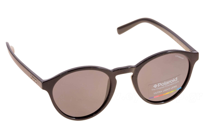 ΓυαλιάPolaroidPLD 1013 SD28  (Y2)SHN BLACK (GREY PZ)