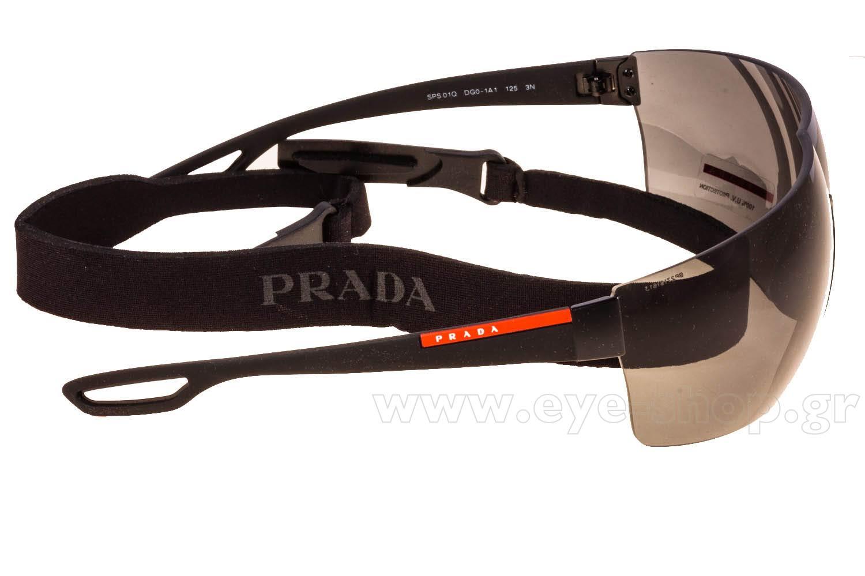 7c2052e283 Prada Sport μοντέλο 01QS στο χρώμα DG01A1