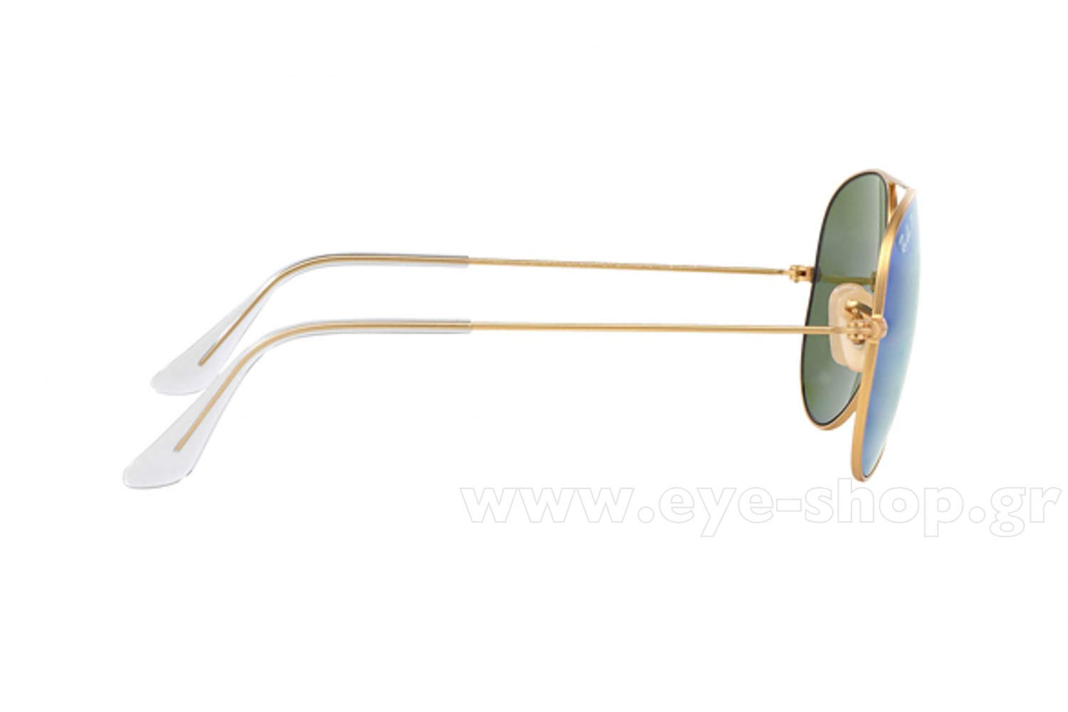 Rayban μοντέλο 3025 Aviator στο χρώμα 112/4L Polarized Mirror Krystal
