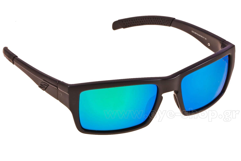ΓυαλιάSmithOUTLIERDL5AD MTT BLACK (GREEN SP)